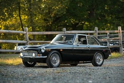 1969 MG MGB  1969 MGC GTC Coupe Fully Restored