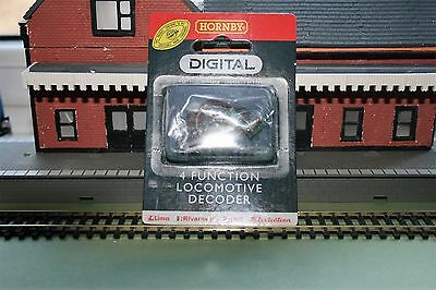 2 x NEW Hornby R8249 DCC Loco Decoder 4 Function 8 Pin