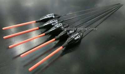 Preston Innovations Pole Float New Silvers Selections