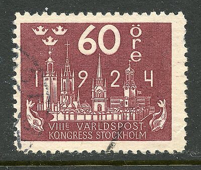 Sweden 1924 Issue Used #207