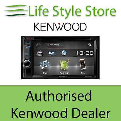 """NEW!! Kenwood DDX4016BT 6.2"""" WVGA USB/DVD-Receiver with built-in Bluetooth"""