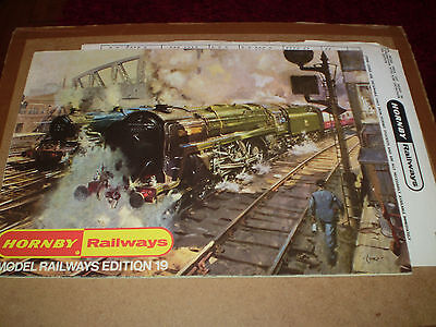 TRIANG/HORNBY MODEL RAILWAYS TOY CATALOGUE 1973 19th+ P/LIST EDITION EXCELLENT