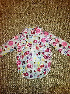 Oilily Summer Waterproof Jacket Age 4 (Europe 98)***Brand New Condition***