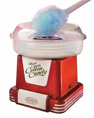 Electric Cotton Candy Maker Commercial Carnival Sugar Floss Machine Kids Party