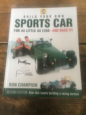 Haynes Build Your Own Sports Car Ron Champion 2nd Edition