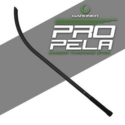 New Gardner Pro Pela Carbon Throwing Stick - up to 22mm Boilies