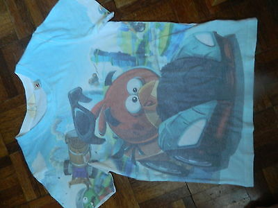 Angry Birds T.Shirt from H&M - age 6-8 years
