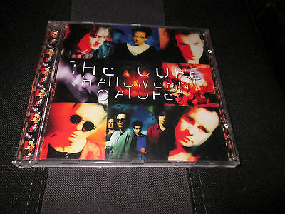 The Cure : Halloween Galore ; 1 cd 1997 NYC