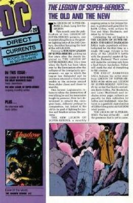 DC Direct Currents #20 VF/NM 1989 DC Comic Book