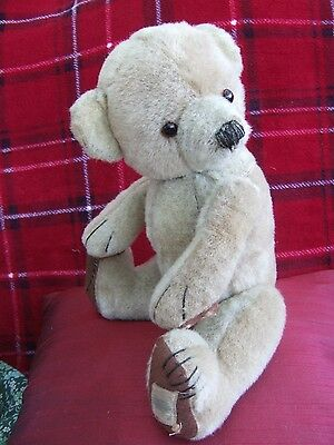 Rare Chad Valley Cubby Bear With 1938/52 Label