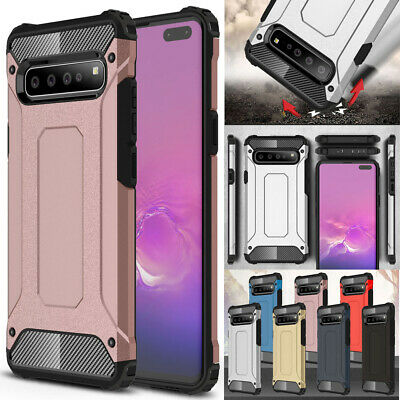 For Samsung Galaxy J3 V , J3 (2016) Cases Silm Armor ShockProof Protective Cover