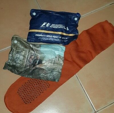A1 Singapore Airlines Travel Bag And Socks