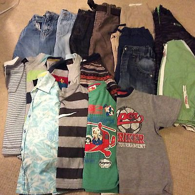 Boys Bundle Of Clothing  4 To 5 Years Lots Of Next