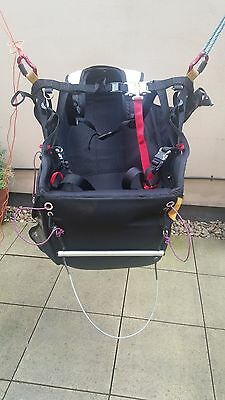 Gin Gingo Paragliding / Paraglide Harness