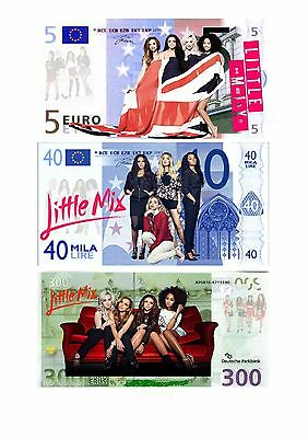 Little Mix Euro's