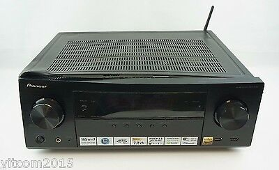 Used Pioneer VSX-1130- K /VSX-1130/ Audio and Video Receiver with Issue