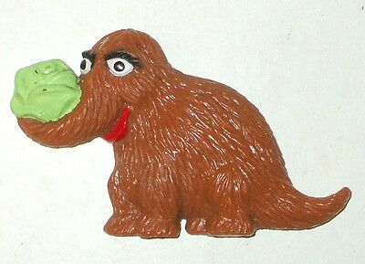 Vintage Snuffleupagus Magnet * Good- Condition * Muppets Inc. Applause