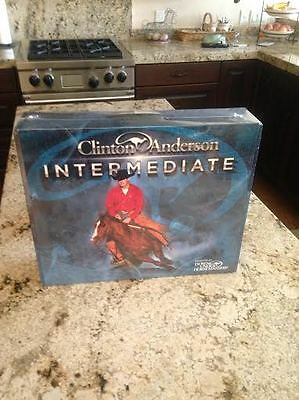 New **Factory Sealed** Clinton Anderson Intermediate Series Training Kit