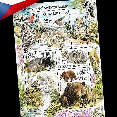Czech Republic (2014) -- Nature Protection - The Beskid Mountains