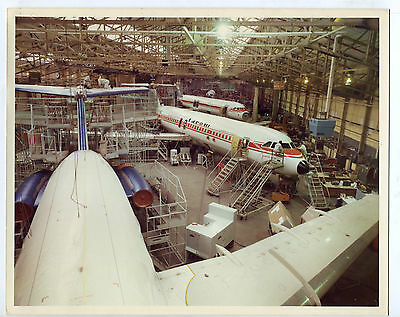 Photograph of BAC One-Elevens Under Construction YR-BCI - Tarom Airlines