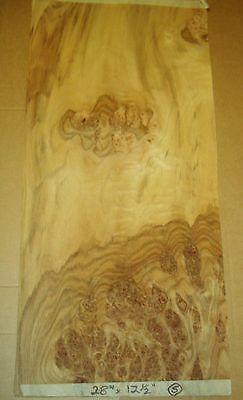 *real Wood Veneer Pippy Oak Guitar Restorations,furniture,marquetry,boxes,crafts