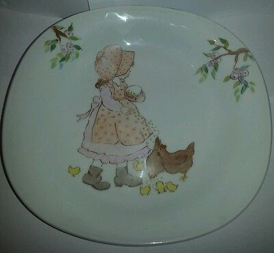 Limoges hand painted dish