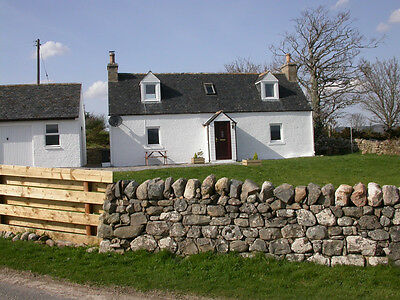 Holiday Cottage Available For Hogmanay In Sutherland, Scotland