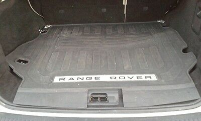 Range Rover sport 2005-2013 - rubber boot luggage area protector JLR part