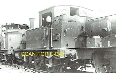 Railway Photo GWR (ex-Cambrian Rlys) 060T No 819 at Swindon 1946