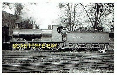 Railway Photo GWR (ex-Cambrian Rlys) 060 No 892 at Unknown Location
