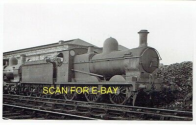 Railway Photo GWR (ex-Cambrian Rlys) 060 No 893 at Oswestry mpd 1948