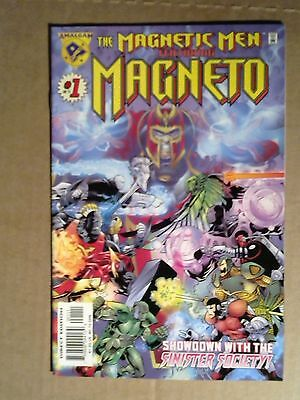 Marvel Comics. Magneto and the Magnetic Men