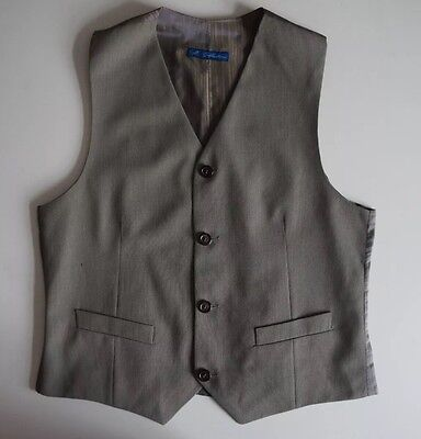 River Island Collection Men's Wool Blend Waistcoat Size M