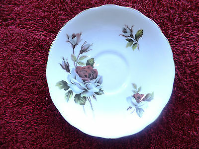 Queen Anne Saucer Made in England