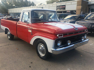 1966 Ford F-250  classic collector free shipping camper special 4 speed clean cheap driver