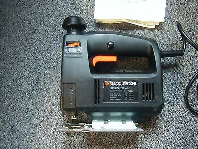 Black And Decker Scrolling Saw Bd535S