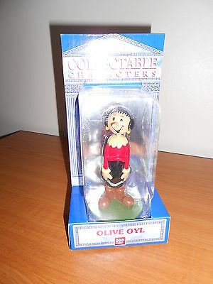 BAN DAI Olive Oyl Collectable Figure