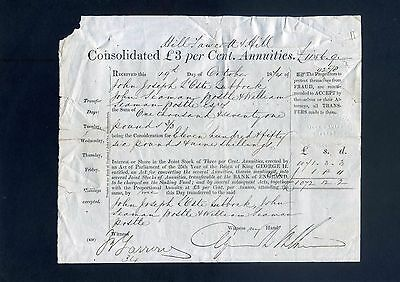 Consolidated £3 per Cent Annuity 1874