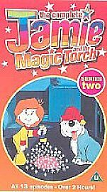 Jamie And The Magic Torch - Series 2  DVD - Brand New & Sealed