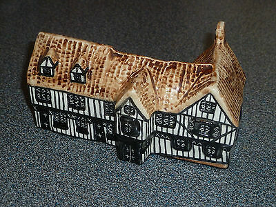Tey Pottery Britain in Miniature House, Cottage, Guildhall, Lavenham, Suffolk