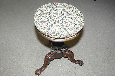 Rise and fall Piano Stool