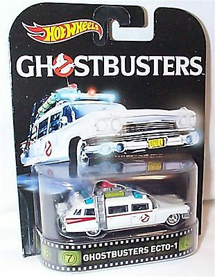 Ghostbusters Ecto-1 1-64 scale new in packet