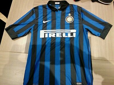 maillot football taille M inter milan guarin nike