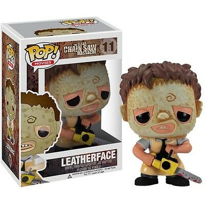 Funko POP Movies - Leatherface 11 Free S/H