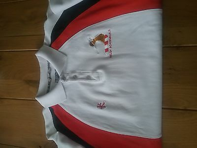 Kukri Large Rugby Union Representitive Polo T Shirt