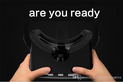 """VR Box Virtual Reality/Augmented Reality Player Headset for 4-6"""" Phone"""