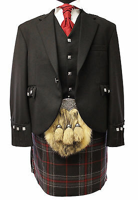 New Spirit Of Bruce Modern 5 Yard Full Highland Dress Kilt Package £499 Sale Now