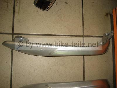 Suzuki Burgman On 400, Typ Wvau, Pillion Grab Handle Left