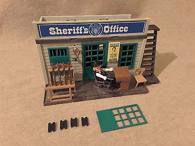 Playmobil 3423-A Sheriff's Office, 1976
