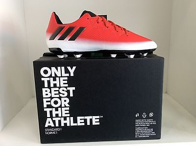 Adidas Messi 16.3 FG J Firm Ground Soccer Cleats Youth Sizes.